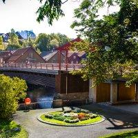 Old Town Bridge, Trondheim, Norway (Тронхейм)(82 м) :: Aleksandrs Rosnis