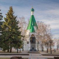 Храм в честь Архангела Михаила. НН.4 :: Андрей Ванин