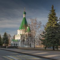 Храм в честь Архангела Михаила. НН.2 :: Андрей Ванин
