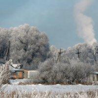 Вот моя деревня :: Роман Савоцкий