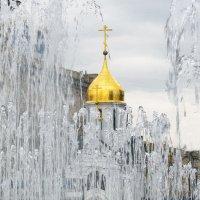 Часовня. Центр Новосибирска :: Sergey Miroshnichenko