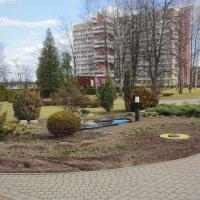 Новополоцк, парк :: Вера Аксёнова
