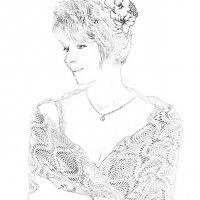 Мой портрет :) Рисовала не я. :: Elena N