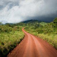 Африканская дорога :: Кирилл Трубицын