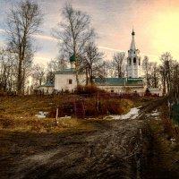 церковь Параскевы Пятницы :: Владимир Голиков