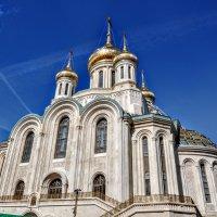 Храм в честь Новомучеников и Исповедников Церкви Русской на крови, что на Лубянке :: Анатолий Колосов