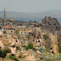 Ухчисар , Каппадокия , Турция :: Олег Гулли