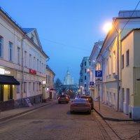 Улочки Москвы :: Андрей Шаронов
