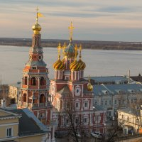 Строгановская (Рождественская) церковь. НН. 1 :: Андрей Ванин