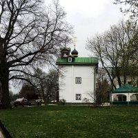 Троицкий Ионинский монастырь. Колокольня. :: Сергей Рубан