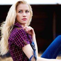 Обворожительная Анастасия :: Viktoria Shakula