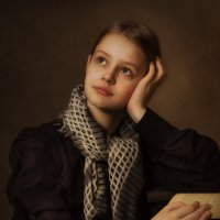 Мечтательница :: Елена Баскакова