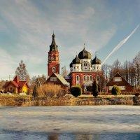 Александро-Невский женский монастырь :: Александр Лукин