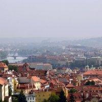 Взгляд на город. Прага. :: Николай Ярёменко