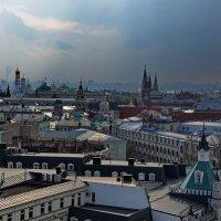 Московские крыши :: Владимир Брагилевский