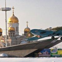 Штурмовик ИЛ-2, выпускавшийся в Куйбышеве в годы войны :: MILAV V