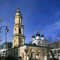 Храм Святителя Николая в Толмачах (церковь св. Николая), Москва :: Юрий Поляков