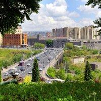 Мост Победы в Ереване :: Денис Кораблёв