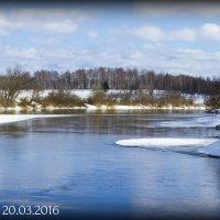 Река Нерль Клязьминская :: Геннадий Тарасов