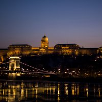 Вечерний Будапешт :: Александр