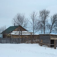 Домик в деревне :: Владимир Бобришев