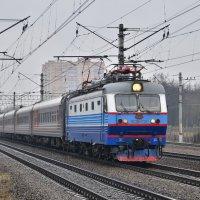 Электровоз ЧС2К-731 :: Денис Змеев