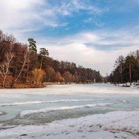 Москва зимой :: Игорь Капуста