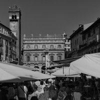 Рыночная площадь, Верона :: M Marikfoto