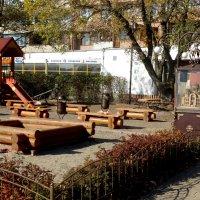 Детская площадка у храма... :: Тамара (st.tamara)