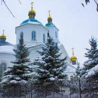 Рождественское утро :: Оксана Кузьмина