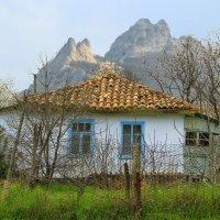 Старый домик :: Геннадий Валеев