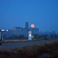 Луна :: Юрий Фёдоров