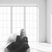 Черно-белая грусть :: Екатерина Иванченко