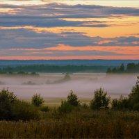 Осенняя тишина после заката... :: Александр Никитинский