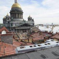 Санкт-Петербург,крыши прихожан :: Вячеслав