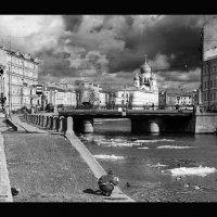 Питерская весна... :: Марина Павлова