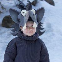 серый волк :: Наталья Литвинчук