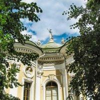 Павильон Эрмитаж в Кускове. :: Владимир Безбородов