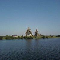 Зачарованный остров Кижи :: Дмитрий Никитин