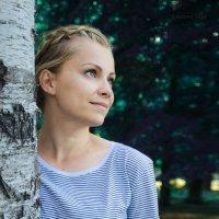 Красивая девушка :: Ольга Соколова
