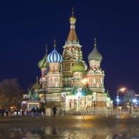 Храм Василия Блаженного :: Андрей Шаронов
