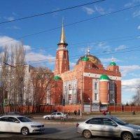 Самарская соборная мечеть :: Александр Алексеев