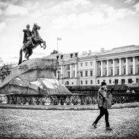 Петербургская лирика :: Сергей В. Комаров