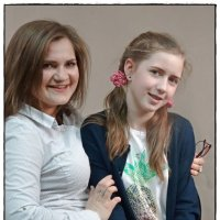 с ученицей :: Natalia Mihailova