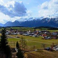 Альпийский уголок ... :: Владимир Икомацких