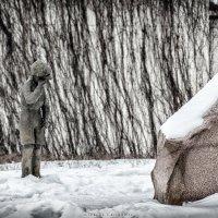Памятник сиротам войны :: Сергей В. Комаров