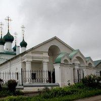 Предтеченский храм. Алатырь :: MILAV V