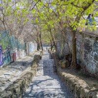 Старая лестница. :: Вахтанг Хантадзе