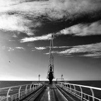 Кран и Море... :: Дмитрий Петренко