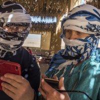 """""""бедуинки"""" на сафари :: Лариса Батурова"""